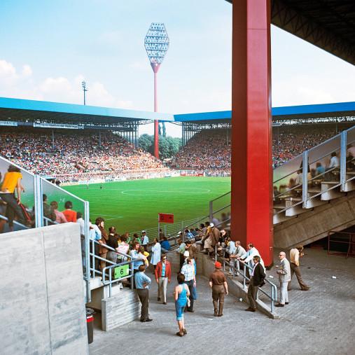 Westfalenstadion 1974