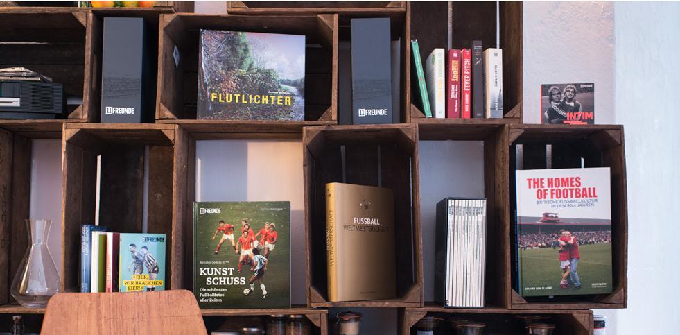 Fußballbücher