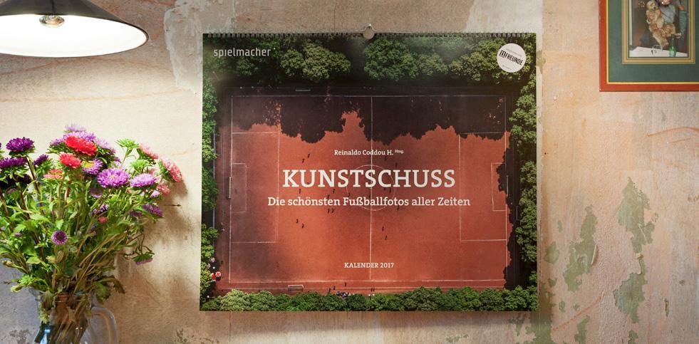 Kunstschuss-Kalender 2017