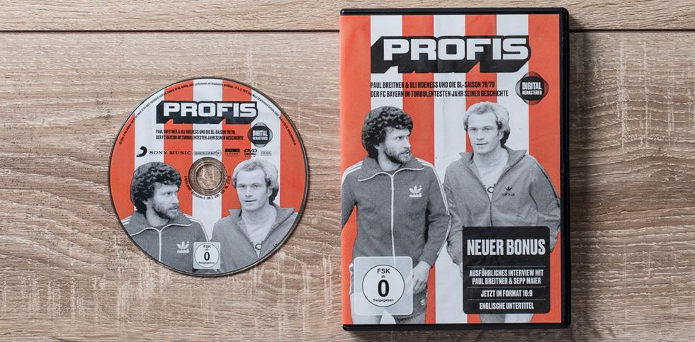 DVD: Profis