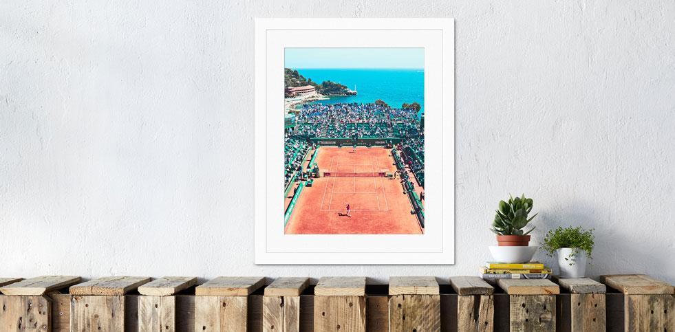 Sport-Wandbilder