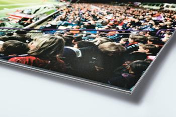 Hinter Acrylglas - Produktinfo - 11FREUNDE SHOP Wandbilder