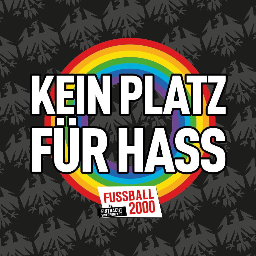 Merchandise von FUSSBALL 2000 - dem Eintracht Videopodcast